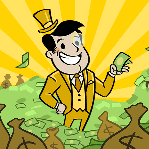 Download AdVenture Capitalist MOD APK v8.11.0 (Free Shopping) for Android