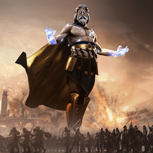 Download Dawn of Titans MOD APK v1.42.0 OBB (Free Shopping) for Android