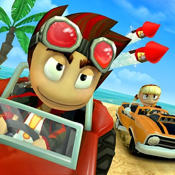 Beach Buggy Racing MOD APK v2021.10.05 (Unlimited Money) Download