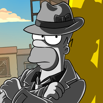 Download The Simpsons: Tapped Out MOD (Free shopping)