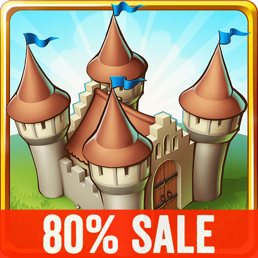 Download Townsmen Premium MOD APK v1.14.5 (Many Crowns) for Android