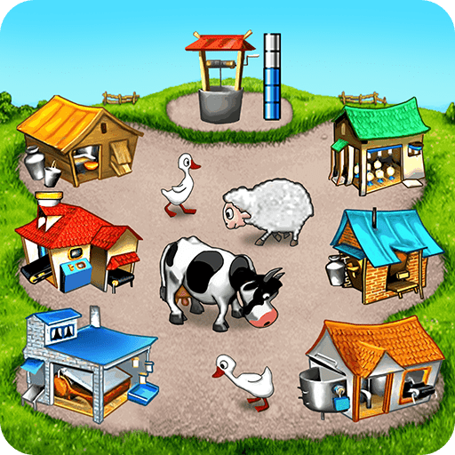 Download Farm Frenzy Free MOD APK v1.3.8 (Unlimited Money) for Android