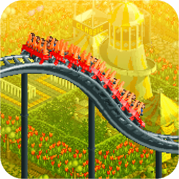RollerCoaster Tycoon Classic MOD APK v1.2.1 OBB (Free Shopping) Download