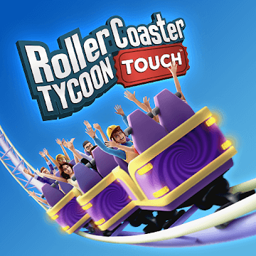 RollerCoaster Tycoon Touch MOD APK v3.20.34 OBB (Unlimited Currency)