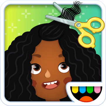 Toca Hair Salon 3 APK v2.0-play (Paid) Download for Android