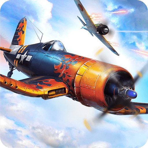 Download War Wings APK v5.6.63 OBB (Unlimited Bullets) for Android